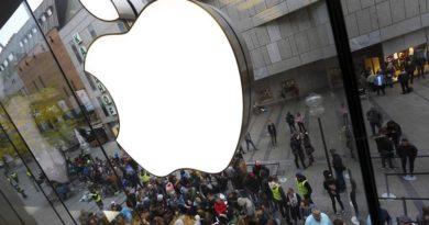 Divisões de ações da Apple