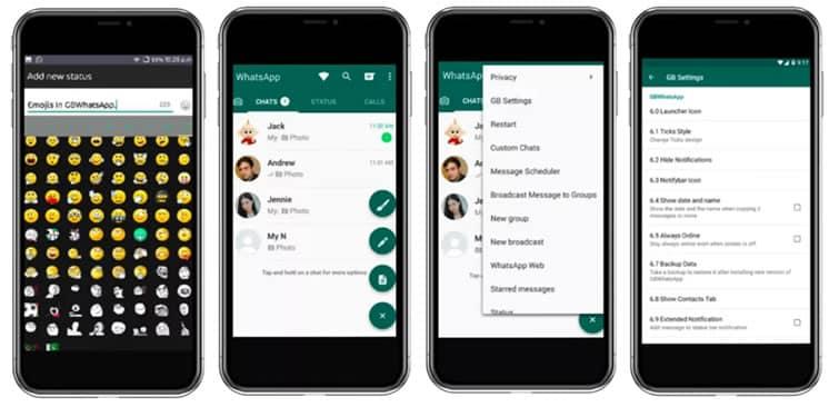 WhatsApp GB é seguro