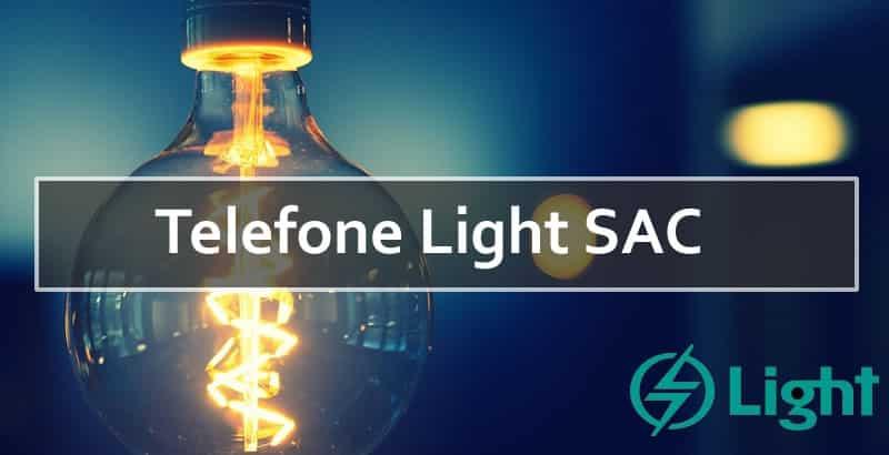 Telefone Light Energia
