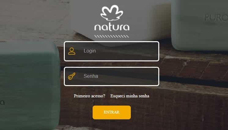 natura login